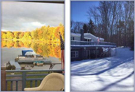 Inn During the Fall and Winter